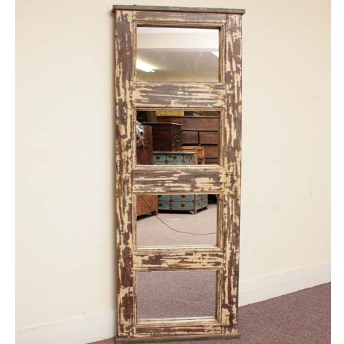 Superb Order Now; OLD DOOR MIRROR FRAME