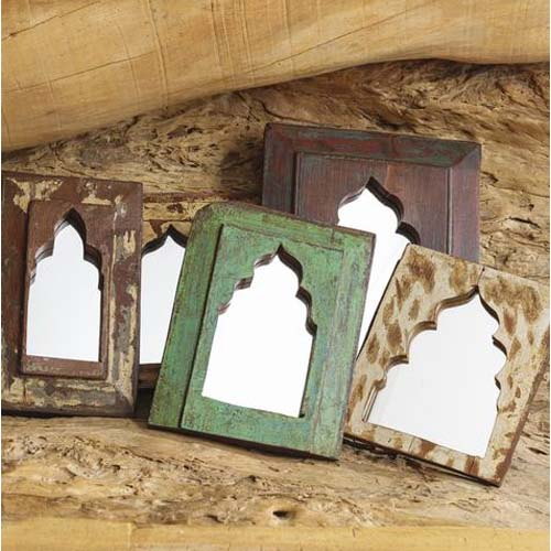 RECLAIMED TIMBER MIRROR FRAMES
