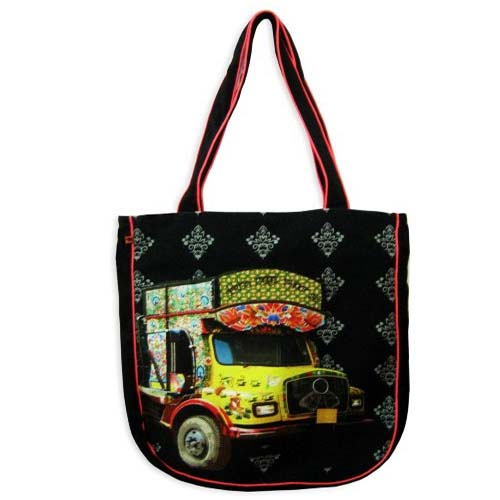 DIGITAL PRINTED HAND BAG